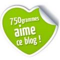 Interview de Sandrine dans 750 grammes !